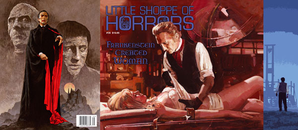 LITTLE SHOPPE OF HORRORS PREORDER MAY 27 2020 LITTLE SHOPPE OF HORRORS #44 MR